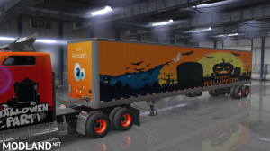 W900 Halloween Skin + 7 Trailer Skins, 3 photo
