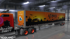 W900 Halloween Skin + 7 Trailer Skins, 5 photo
