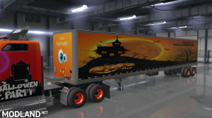 W900 Halloween Skin + 7 Trailer Skins, 7 photo
