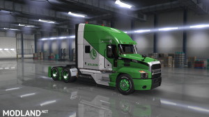 HYLLION skin for Mack Anthem, 2 photo