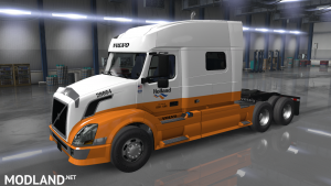 HOLLAND Truck & Trailer Skin Pack, 3 photo