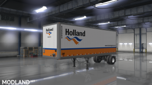 HOLLAND Truck & Trailer Skin Pack, 9 photo
