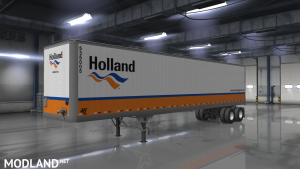 HOLLAND Truck & Trailer Skin Pack, 5 photo
