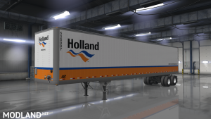 HOLLAND Truck & Trailer Skin Pack, 7 photo