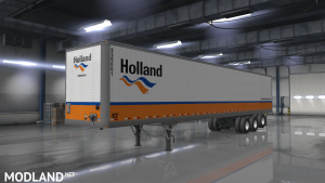 HOLLAND Truck & Trailer Skin Pack, 6 photo