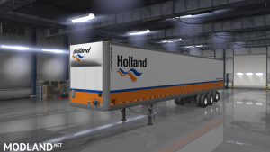 HOLLAND Truck & Trailer Skin Pack, 10 photo