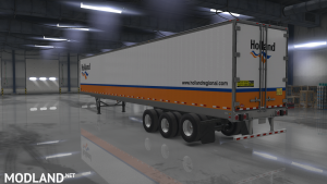 HOLLAND Truck & Trailer Skin Pack, 8 photo