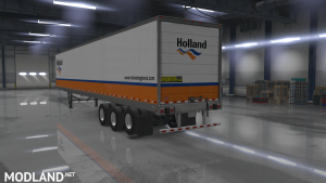HOLLAND Truck & Trailer Skin Pack, 11 photo