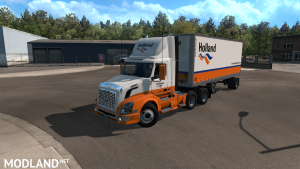 HOLLAND Truck & Trailer Skin Pack, 13 photo