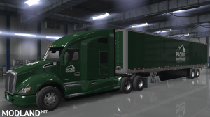 PNW Transportation Truck and Trailer skins, 1 photo