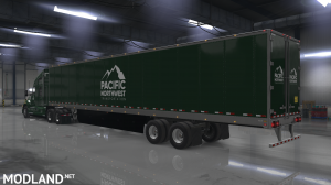 PNW Transportation Truck and Trailer skins, 2 photo