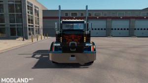 "SKIN ""CATMANDO"" FOR PETERBILT 389 1.31.X-1.35.X, 2 photo"