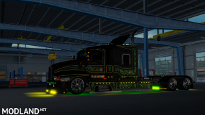 Kenworth T600 skin pack - for Shaneke Game T600, 2 photo