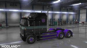 """""""Nemesis Prime"""" for Overfloater's Kenworth K100E by Araym, 3 photo"""