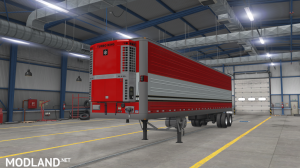 """BJ and The Bear"" truck skin for Kenworth K100E by Araym, 3 photo"