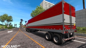 """BJ and The Bear"" truck skin for Kenworth K100E by Araym, 6 photo"