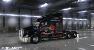 SKIN REAL COMPANY GTR EXPRESS FOR KWT680, 3 photo