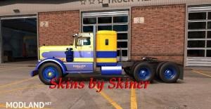 Kenworth 521 Oakley Custom Skin, 2 photo