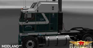 Kenworth K-100 Freds Skin, 3 photo