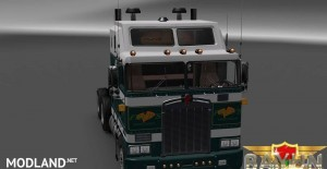 Kenworth K-100 Freds Skin, 1 photo