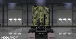 Kenworth T680 Camouflague Skin, 3 photo