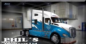 Kenworth T680 Phil´s Transport - Direct Download image