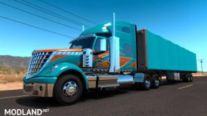 International LoneStar Soutern Pride skin, 2 photo