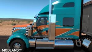International LoneStar Soutern Pride skin, 1 photo