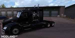 Metallica Skin For Peterbilt, 2 photo
