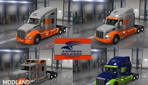 New invented company skin for SCS Trucks