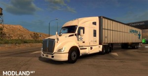 North American Freight Forwarders Skin Pack For T680 V1.0, 2 photo