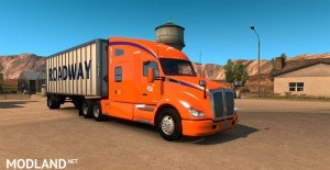 North American Freight Forwarders Skin Pack For T680 V1.0, 3 photo