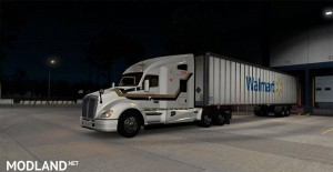 North American Freight Forwarders Skin Pack For T680 V1.0, 1 photo
