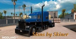 Peterbilt 389 Hot Road Rigs Skin update