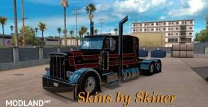 Peterbilt 389 JPC Ranch Skin update