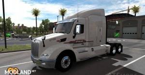 Peterbilt 579 P.A.M. Transportation Services Inc Skin