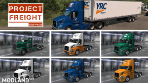 Project Freight SKINPACK (V1.35.X)