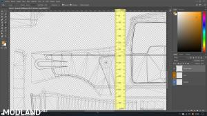 Skin pack 03 for Kenworth W900 by Edison [ATS 1.36.x], 3 photo