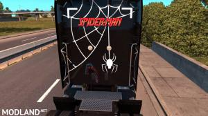 Spiderman Skin for Kenworth T680, 8 photo