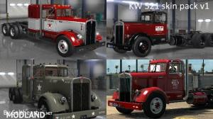 Kenworth 521 skinpack by Saltheart, 1 photo