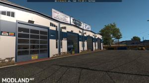 Uncle D Logistics ATS VTC Garage Skin 1.33.x, 4 photo