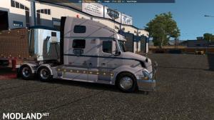 Uncle D Logistics ATS VTC Garage Skin 1.33.x, 2 photo