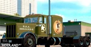 WW2 Peterbilt Pinup Style 1.5, 1 photo