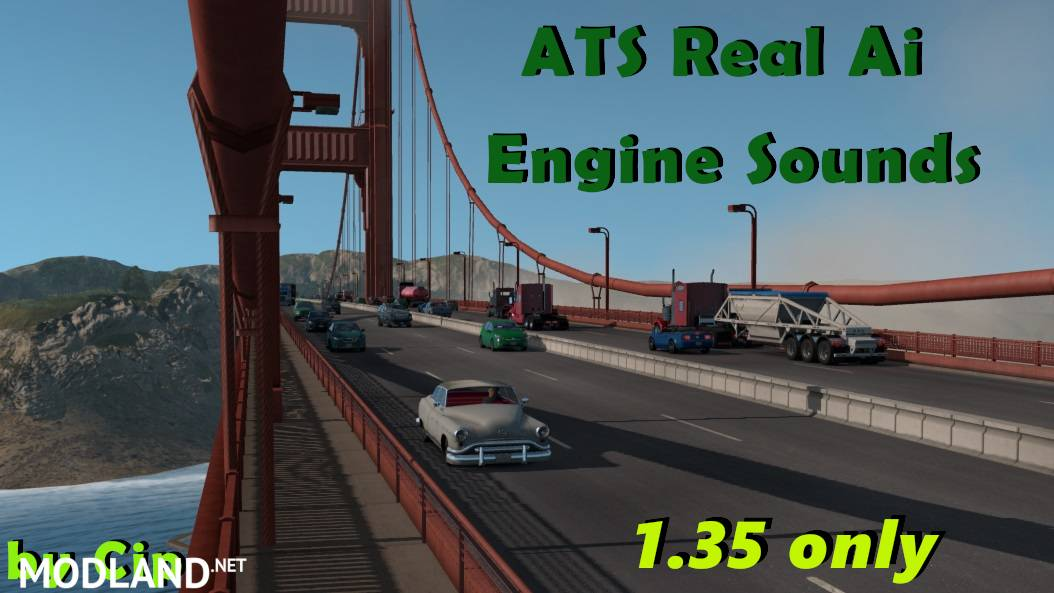 Real AI Traffic Engine Sounds ATS 1.35