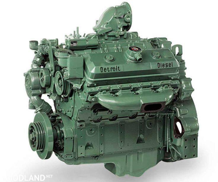 MACK RS700 DUCK 6 71 engine sound 1.6.x