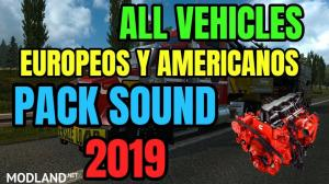PACK SOUND MOTOR 2019