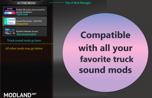 Sound Fixes Pack v 12.0 - External Download image