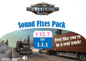 Sound Fixes Pack v12.7 ATS