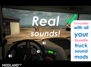 Sound Fixes Pack v 17.54 - ATS , 3 photo