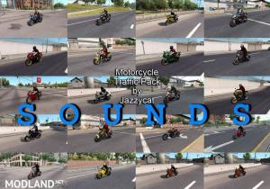 Sounds for Motorcycle Traffic Pack by Jazzycat v 2.0